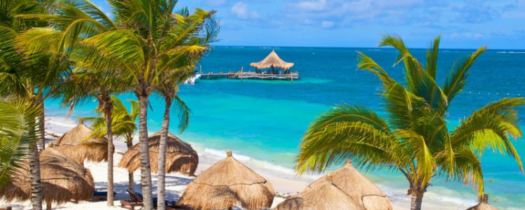Desire Riviera Maya Pearl Resort Beach