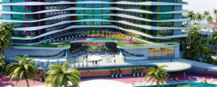 Temptation Resort Cancun Mexico