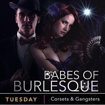Desire Resort Theme Night Tuesday Babes of Burlesque