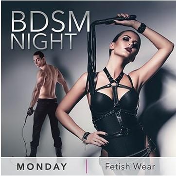 Desire Resort Theme Night Monday BDSM Fetish