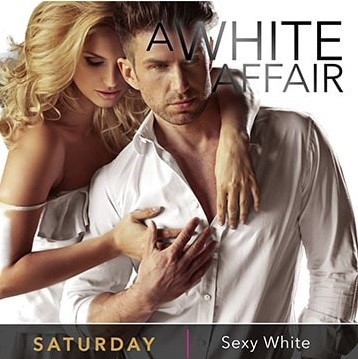 Desire Resort Theme Night Saturday White Affair